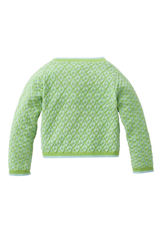 Girls Cotton Cardigan Kiko