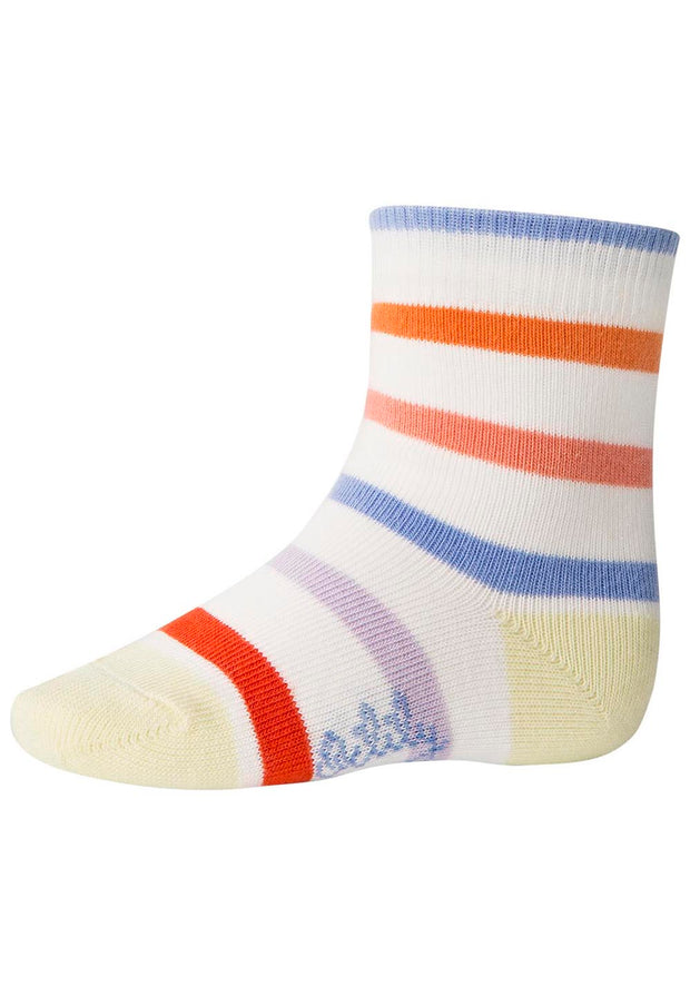 Girls Cotton Socks Marabou