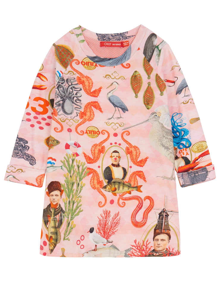 Truus dress Urker Fish Story
