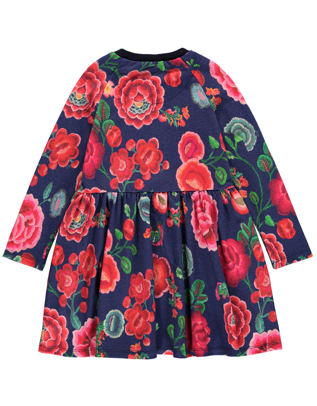 Twarrels dress Flower chintz