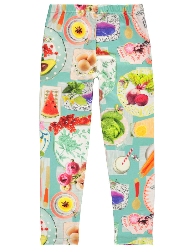 Tiska leggings Picknick
