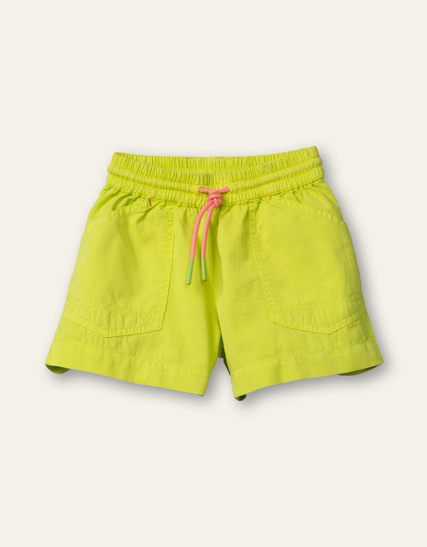 Positive shorts
