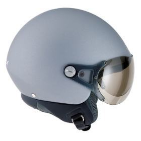 NEXX Vision Style Helmet Colour: Soft Grey Extra Small spec_02010xs