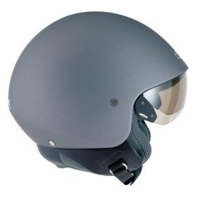 NEXX X60 Basic Helmet - Colour: Soft Grey -CLEARANCE-(XS)