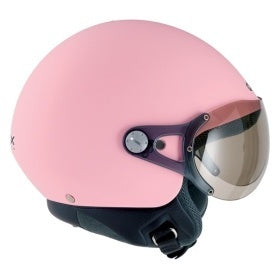 NEXX Helmets Vision Style Helmet  motorcycle scooter open face jet Pink  5010