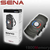 Sena SM10 Bluetooth Communication System adaptor to factory stereo Harley Davidson Honda Goldwing