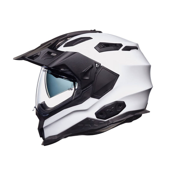Nexx XWED2 Motorcycle PLAIN Motorbike Crash Helmet (PINLOCK INCLUDED) -01XWE0120402000