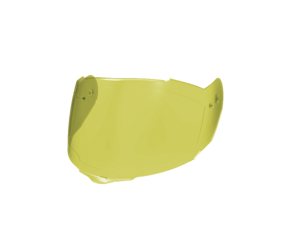 Nexx SX100 Anti-Scratch Iridium Yellow Visor Helmet Shield -04sxf99viscla004