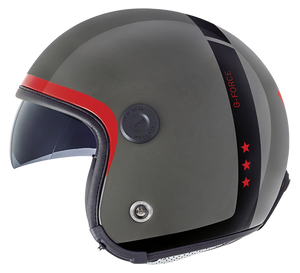 Nexx X70 G-Force Concrete Motorcycle Helmet 01x7042157042