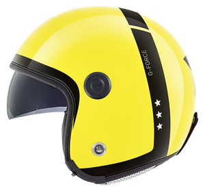 Nexx X70 G-Force Yellow Motorcycle Helmet 01x7005157033
