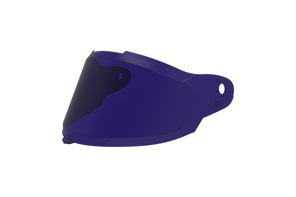 Nexx XR2 Anti-Scratch Iridium Blue Visor Helmet Shield -04visxr2022