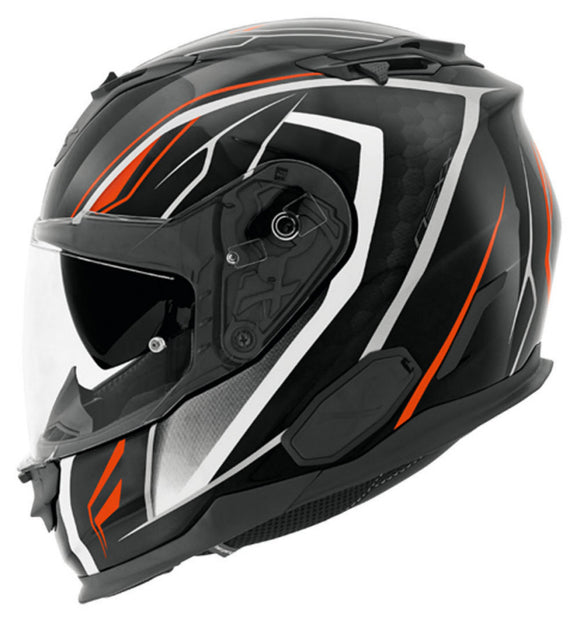 Nexx XT1 Hunter Orange Motorcycle Helmet 01xt101129025