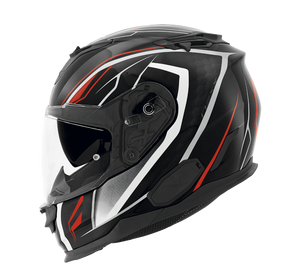 Nexx XT1 Hunter Red Motorcycle Helmet 01xt101129023