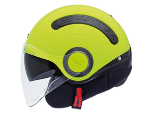 Nexx SX10 Switx Helmet Black/Neon Yellow NEXX01SX101003 01sx101003