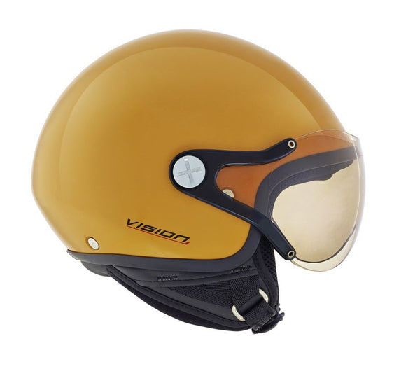 Nexx SX60 Kids Vision Yellow Retro Helmet 01x6040141
