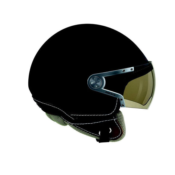Nexx S X60 Rap Black Soft Brown motorcycle crash Helmet -01x6001045