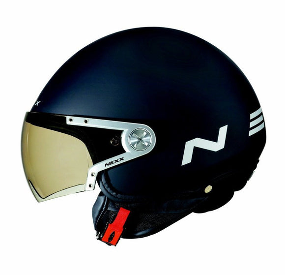 Nexx S X60 Rap Black Soft motorcycle crash Helmet -01x6001032