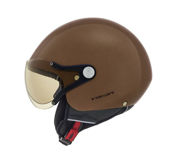 Nexx SX60 Vision Plus Chocolate Brown Helmet 01x6028139