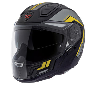 Nexx X40 Vultron Yellow Soft  Motorcycle Helmet NEXX01X4001009 01x4001009