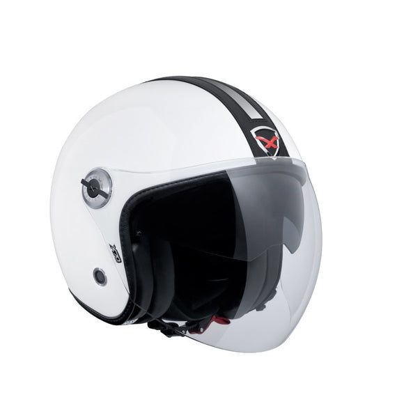 Nexx X70 Groovy White Black Helmet 01x7000002 Discontinued for 2019 Get one quick!k- !