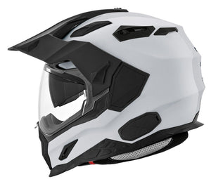 Nexx XD1 Plain Grey Reflex motorcycle crash Helmet -01xds02001