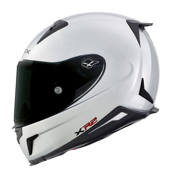 Nexx XR2 Plain Grey Reflex Helmet 01xr202001