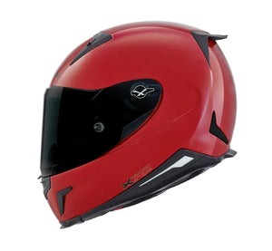 Nexx XR2 Plain Passion Red Helmet 01xr204001