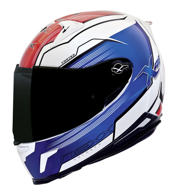 Nexx XR2 Vortex Blue Helmet 01xr200009