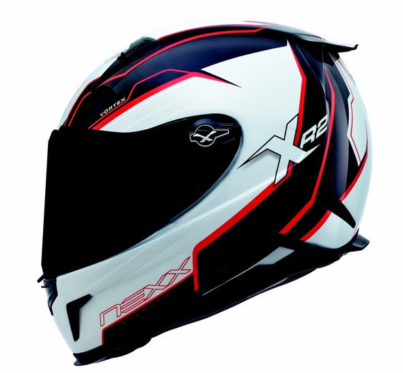 Nexx XR2 Vortex White Helmet 01xr201007