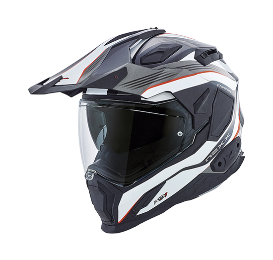 Nexx XD1 Canyon Red Motorcycle Helmet 01xt100128008