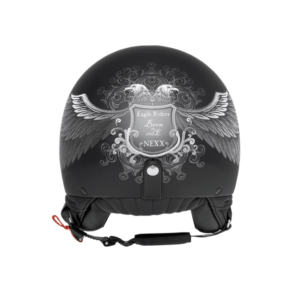 Nexx SX60 EAGLE RIDER Open Face Motorcycle Helmet -01X6001114