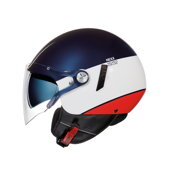 Nexx SX60 SMART 2 Open Face Motorcycle Helmet - Colour Variety -01X6000198124