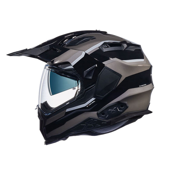 Nexx XWED2 Motorbike X-PATROL Motorcycle Crash Helmet Sand (PINLOCK INCLUDED) -01XWE01203013