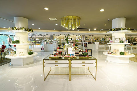 Chimes Flagship store interior