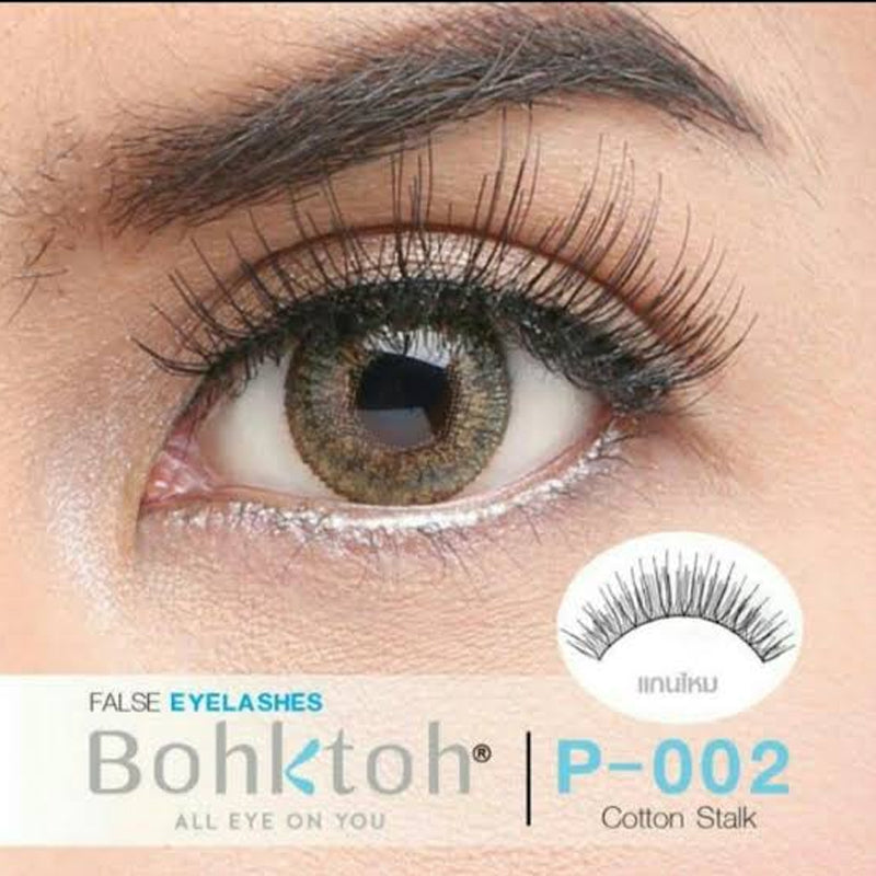Bohktoh False Lashes P-002