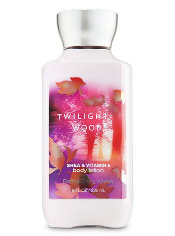 Bath & Body Works Twilight Wood Body Lotion