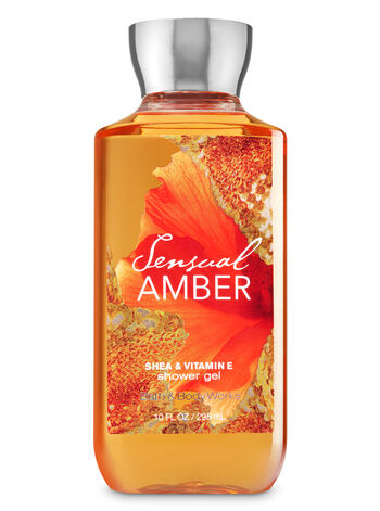 Bath & Body Works Sensual Amber Shower Gel