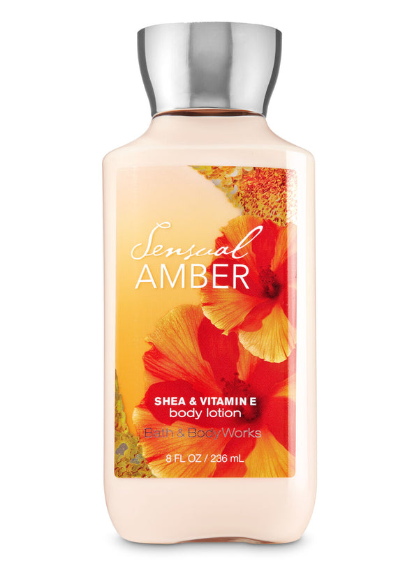 Bath & Body Works Sensual Amber Body Lotion