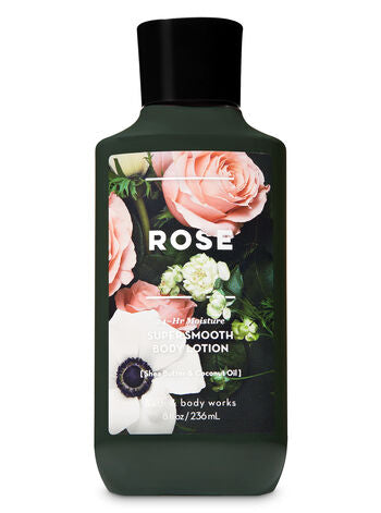 Bath & Body Works Rose Body Lotion