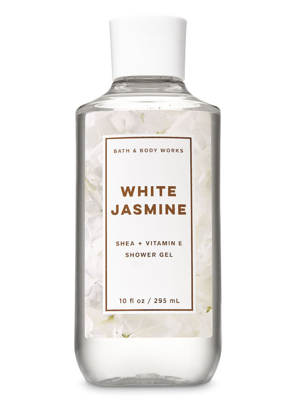 Bath & Body Works White Jasmine Shower Gel