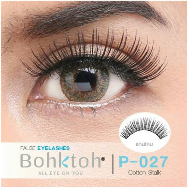 Bohktoh False Lashes P-027