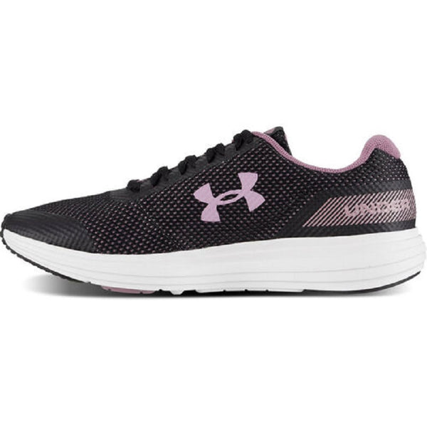 Under Armour Women's Surge  Blk/Purple
