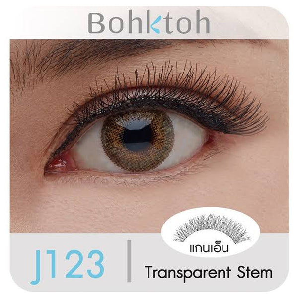 Bohktoh False Lashes J-203