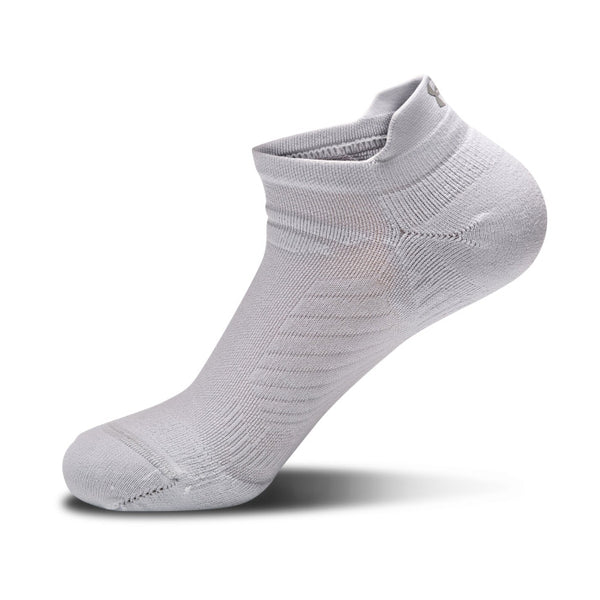 Under Armour Men's Cooling No Show Socks | Gray
