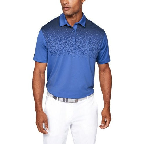 Under Armour Men's Playoff Novelty Graphic Polo