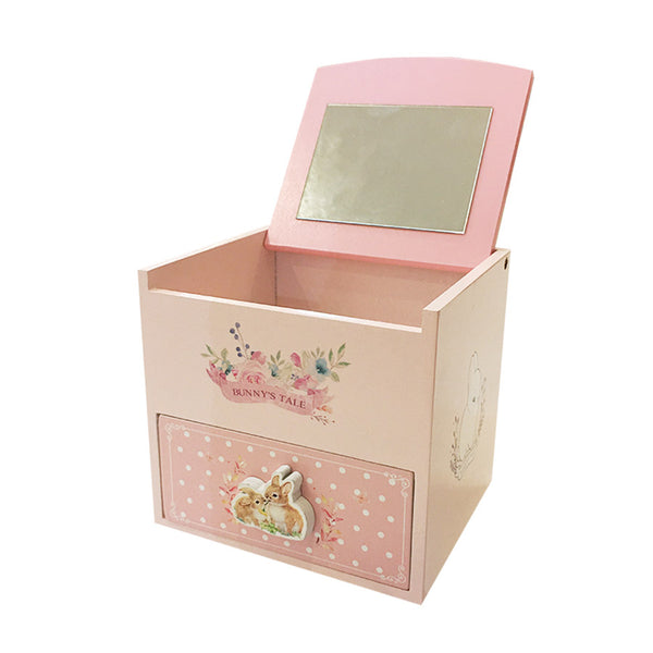 Fancy Painted Jewelry Box