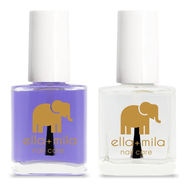 Ella + Mila 2-Pack Nail Care Set