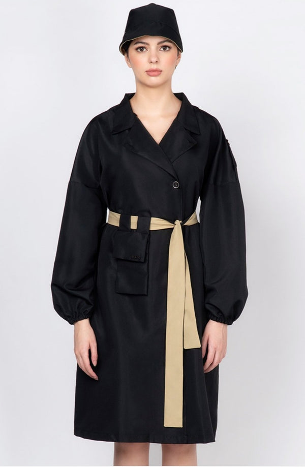 RAF Wrap Around PPE Coat