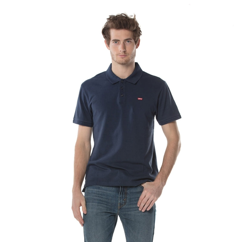 Levi's® Men's Housemark Polo Shirt in Blue