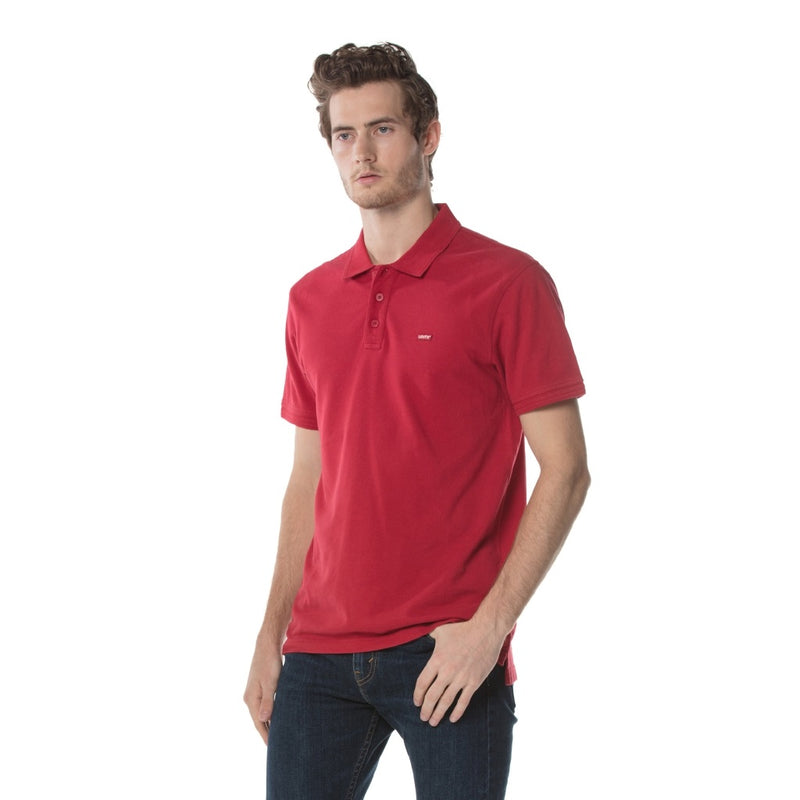 Levi's® Men's Housemark Polo Shirt in Red